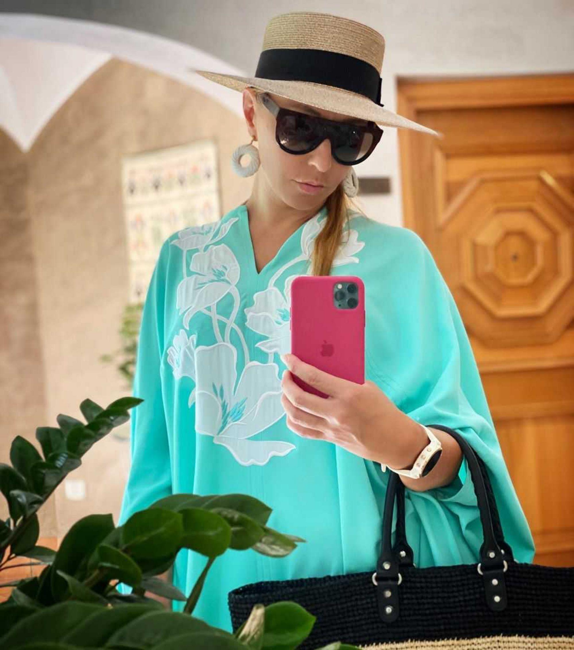 Татьяна Навка прокомментировала слухи о своей третьей беременности