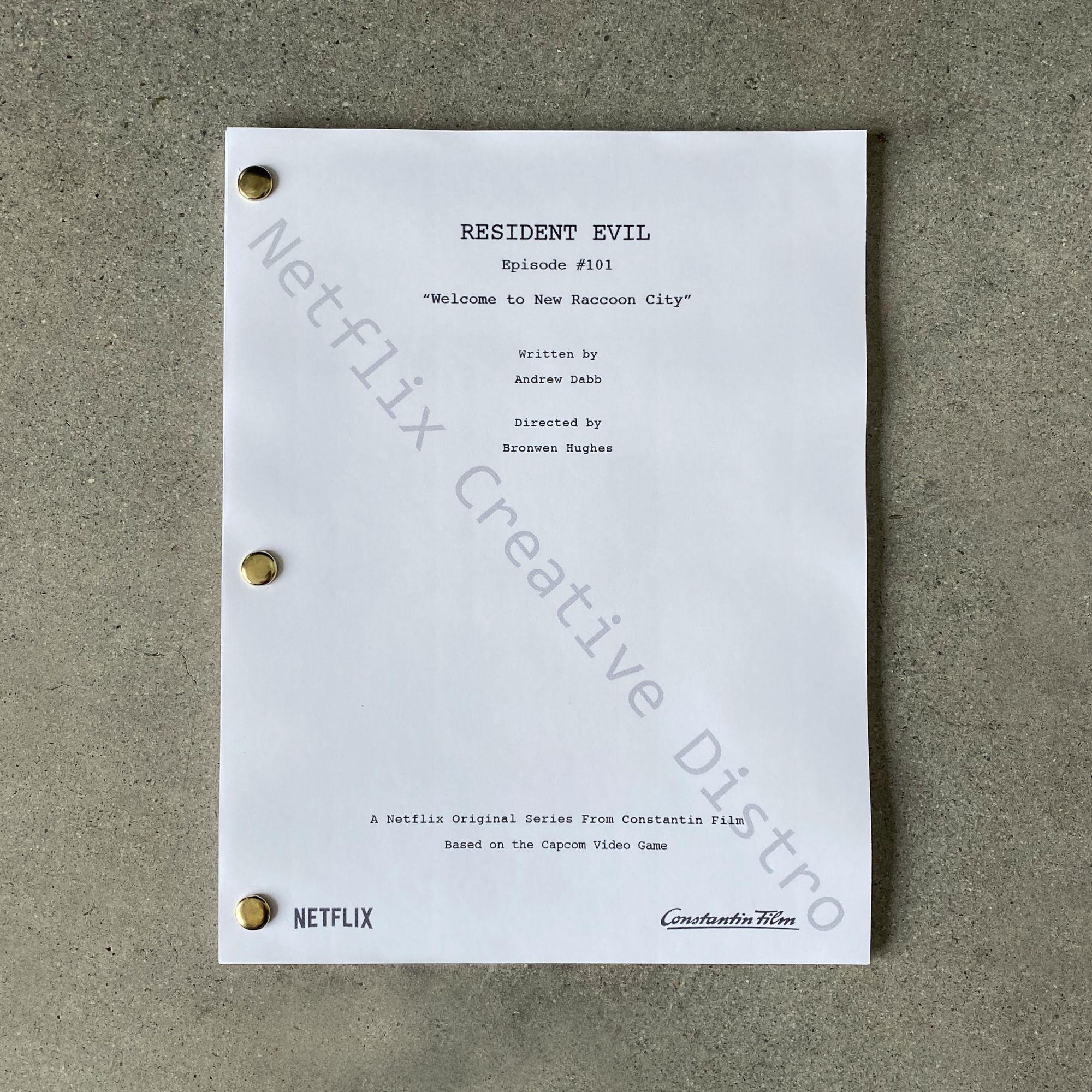 Netflix начал работу над экранизацией видеоигры Resident Evil