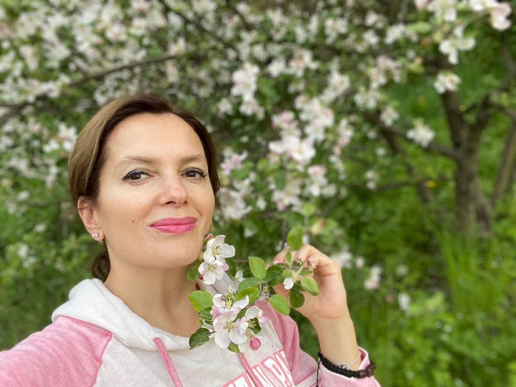 «Какая красавица!»: 10-летняя дочь Марии Порошиной умилила поклонников