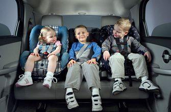 Как закрепить детское автокресло в автомобиле