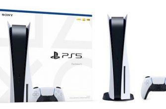 Раскрыты размеры, масса и порты PS5 и PS5 Digital Edition
