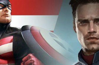 Агент США на новом кадре сериала «Сокол и Зимний солдат»