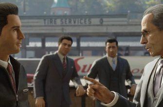 Трейлер выхода ремейка Mafia появился в Сети раньше времени