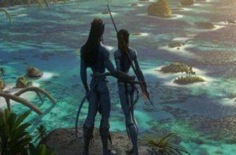 Новые кадры «Аватара 2» показали пехотинцев