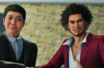 Yakuza: Like a Dragon выйдет на PS5 только в 2021 году