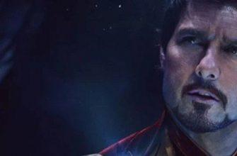 Как Том Круз выглядит в роли Железного человека в киновселенной Marvel