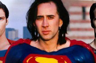 Как Николас Кейдж выглядит в роли Супермена в киновселенной DC