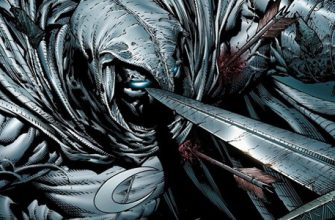 Marvel скоро начнут снимать сериал «Лунный рыцарь»