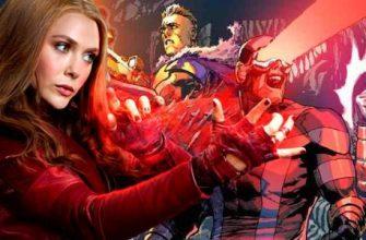 Сериал «ВандаВижен» тизерит мутантов в киновселенной Marvel