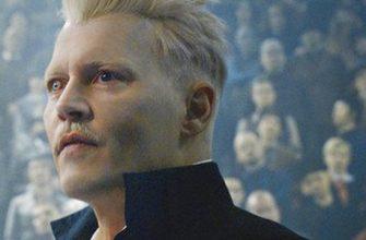 Слух: Роль Джонни Деппа могут изменить в «Фантастических тварях 3»
