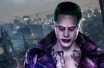 Джаред Лето вернулся к роли Джокера для «Лиги справедливости»