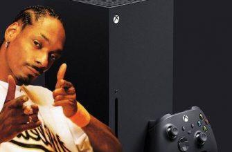 Снуп Дог показал свой холодильник Xbox Series X