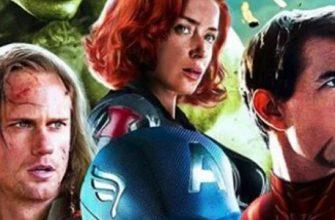 Мстители из альтернативной вселенной на новом фан-постере