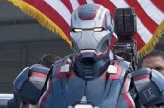 Marvel раскрыли, почему Воитель стал Железным патриотом