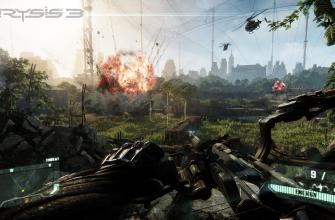 Советы по прохождению игры Crysis 3. Достижения в игре