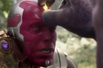 Marvel объяснили, что на самом деле случилось с Виженом в «Мстителях: Война бесконечности»