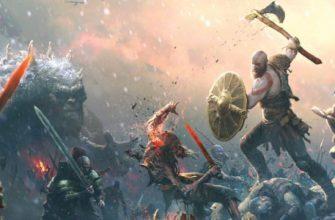 В сети появилась дата выхода God of War: Ragnarok