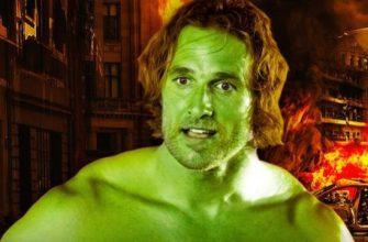 Мэттью Макконахи мог сыграть Халка в киновселенной Marvel