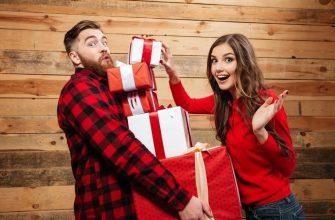 Что подарить мужу на Новый 2021 год?