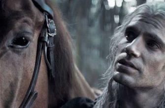 Замечена новая лошадь Геральта из 2 сезона «Ведьмака»