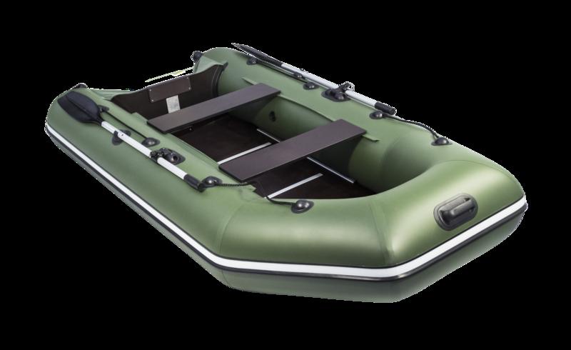 Как выбрать лодку ПВХ под мотор?