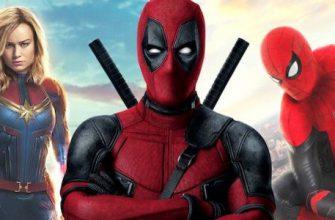 Дэдпул убивает киновселенную Marvel на новом постере от фаната