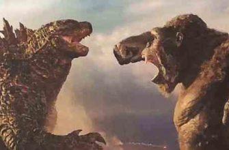Фильм «Годзилла против Конга» внезапно выйдет раньше. Новая дата релиза