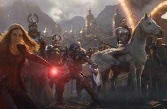 Раскрыта вырезанная сцена после титров «Мстителей: Финал»