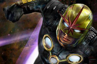 Сразу две версии Новы появятся в киновселенной Marvel