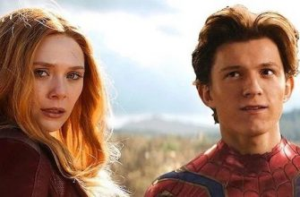 Тизер появления Алой ведьмы в фильме «Человека-паук 3»
