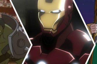 Marvel работает над анимационными фильмами MCU