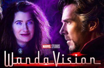 «ВандаВижен» тизерит события «Доктора Стрэнджа в мультивселенной безумия»