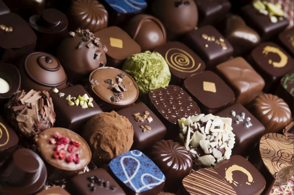 Шоколадная фабрика Швейцарии