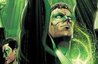 Сериал «Зеленый фонарь» начнут снимать скоро