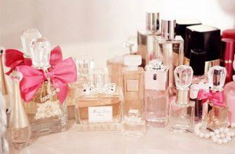 Выбираем парфюмерию для женщин