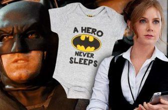 У Бэтмена и Лоис Лэйн был ребенок в «Лиге справедливости 2»