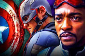 Раскрыт новый костюм Капитана Америка в киновселенной Marvel