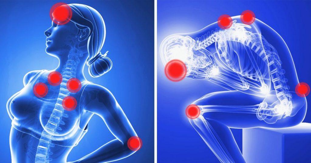 Научитесь слушать свое тело: сигналы тревоги, которые указывают на хроническое заболевание!
