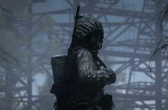 Новый кадр «Сталкер 2» показал эффекты огня
