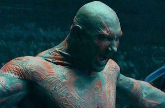 Объяснено, почему Дракс изменился в фильмах Marvel
