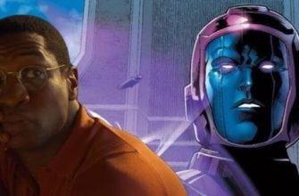 Исполнитель Канга Завоевателя видел все фильмы Marvel и DC