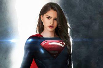 Полноценный взгляд на Сашу Калле в роли Супергерл в DCEU