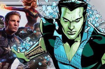 Как Нэмор может вписаться в киновселенную Marvel