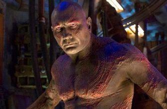 Джеймс Ганн хочет снять фильм про Дракса с рейтингом «18+»