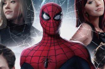 Костюм из комиксов на первом постере фильма «Человек-паук» от фанатов
