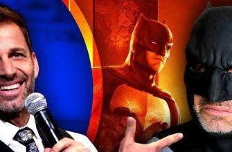 Зак Снайдер показал себя в костюме Бэтмена Бена Аффлека