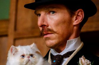 Вышел русский трейлер фильма «Кошачьи миры Луиса Уэйна» с Бенедиктом Камбербэтчем