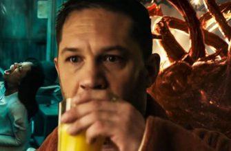 Фильм «Веном 2» мог получить рейтинг «18+»