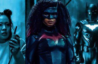 Вышел трейлер 3 сезона сериала «Бэтвумен»