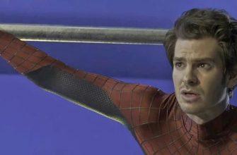 Подтверждены слитые кадры «Человека-паука: Нет пути домой» с Эндрю Гарфилдом